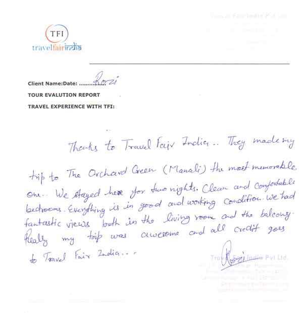 Travel Fair India Reviews